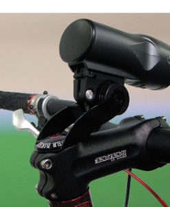 Bicycle Accessory Mount - 84 Degree Down Angle Stem