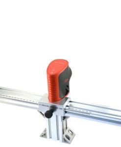 Single Laser Knee Tracker