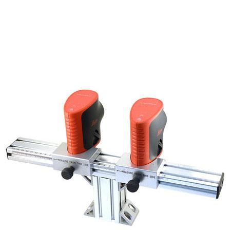 Dual Laser Knee Trackers