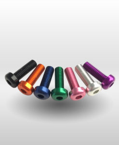 Aluminum Bottle Cage Screws