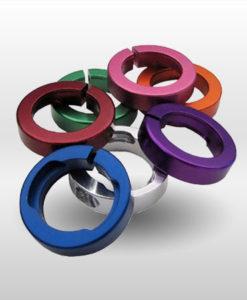 ODI Handlebar Grip Clamps