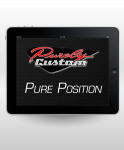 Pure Position Fit Software