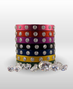 5mm Jeweled Headset Spacer