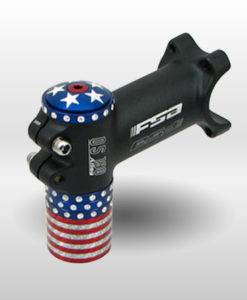 Red, White, & Blue Headset Cap & Spacers Kit