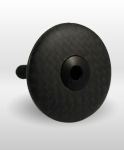 "1⅛"" Ultra Lite Carbon Thread-less Headset Cap"