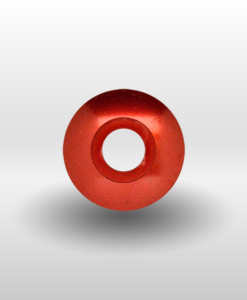 Red BMX Headset Cap