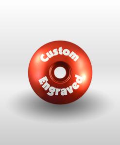 Custom Engraved Headset Cap