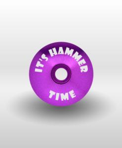 hammer time headset cap